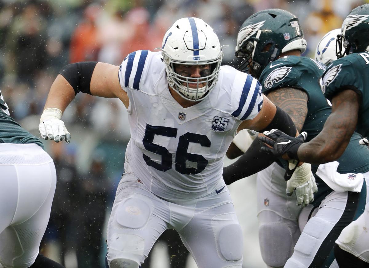 Colts' Nelson, Leonard make All-Pro Team