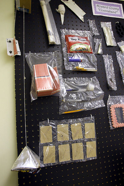 Jail inmates get creative when it comes to contraband | Local news