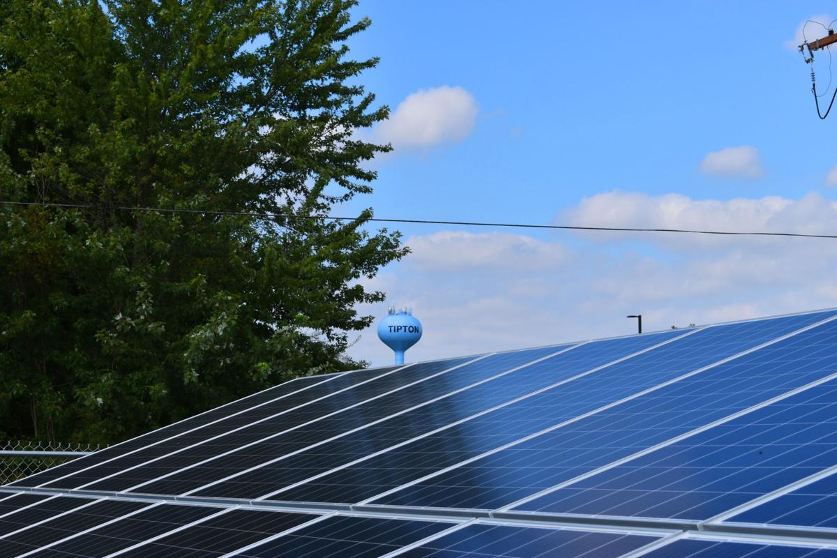 Tipton Solar Array
