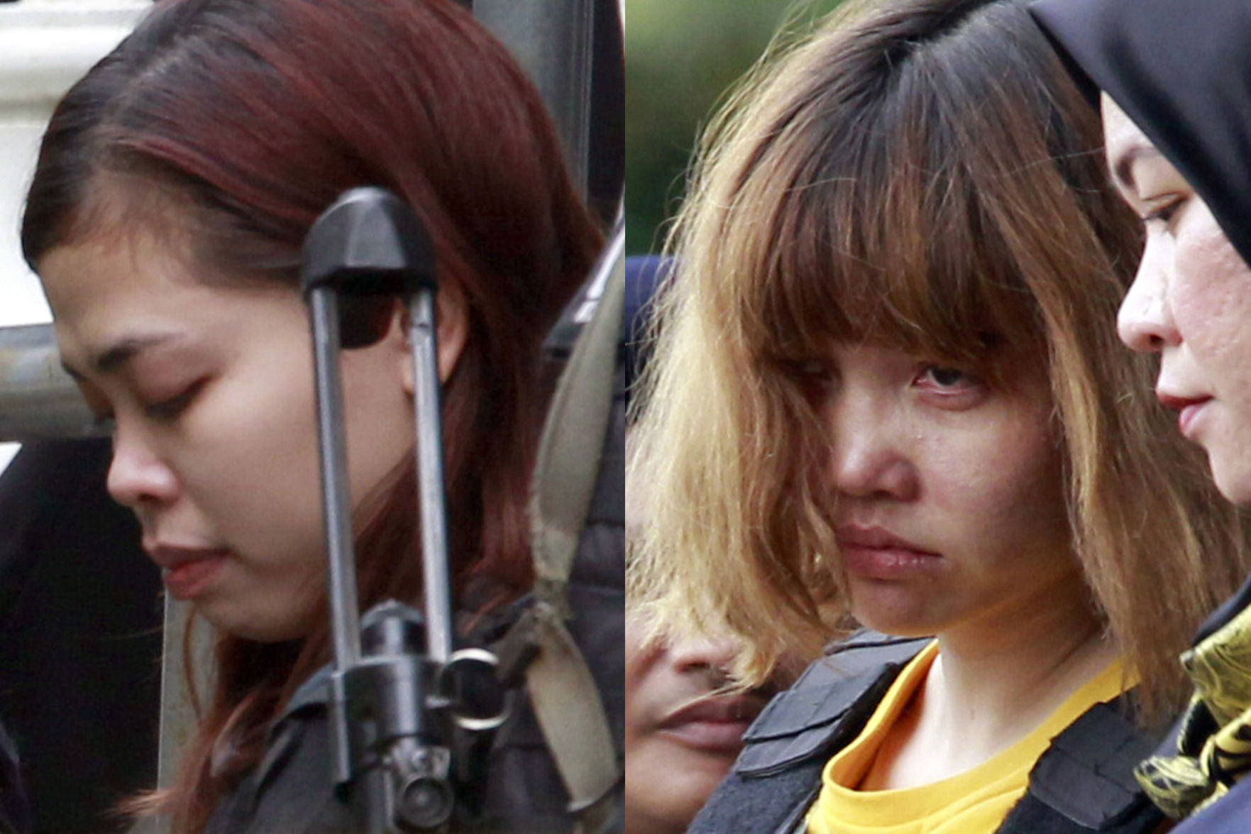 Trial dates fixed for Jong-nam's accused murderers