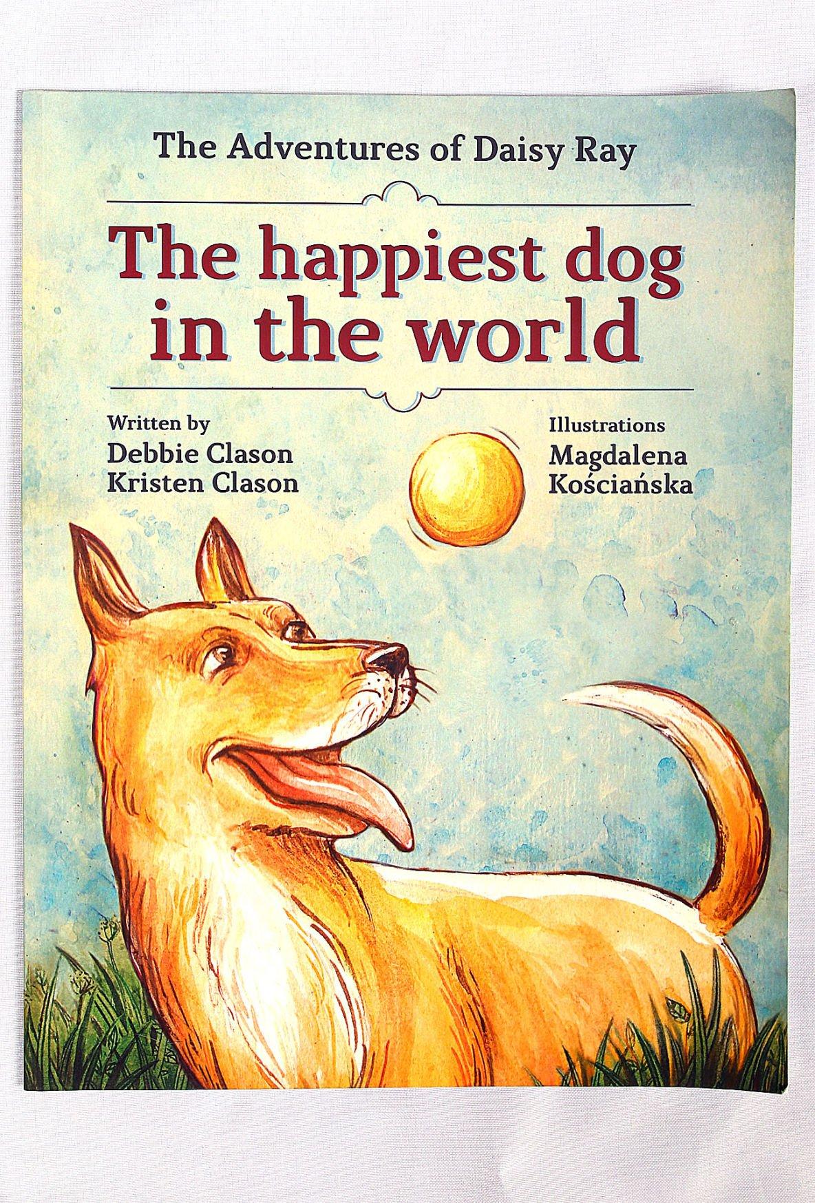 Happiest Dog book