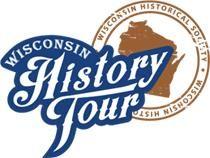 Wisconsin History Tour logo