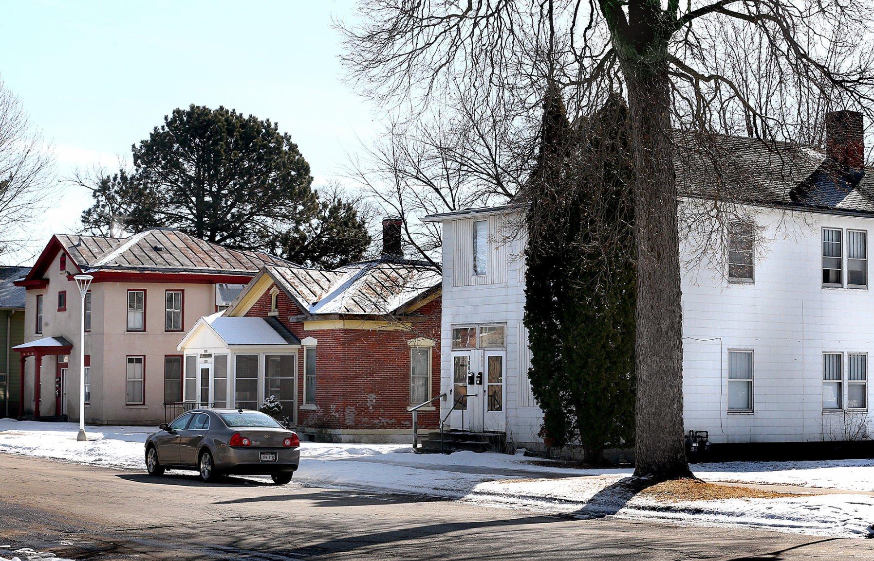 Vine Street Rentals La Crosse Plan Commission