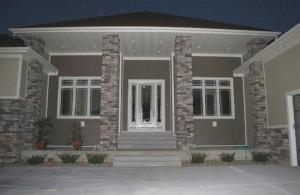 Custom Home Exterior 2