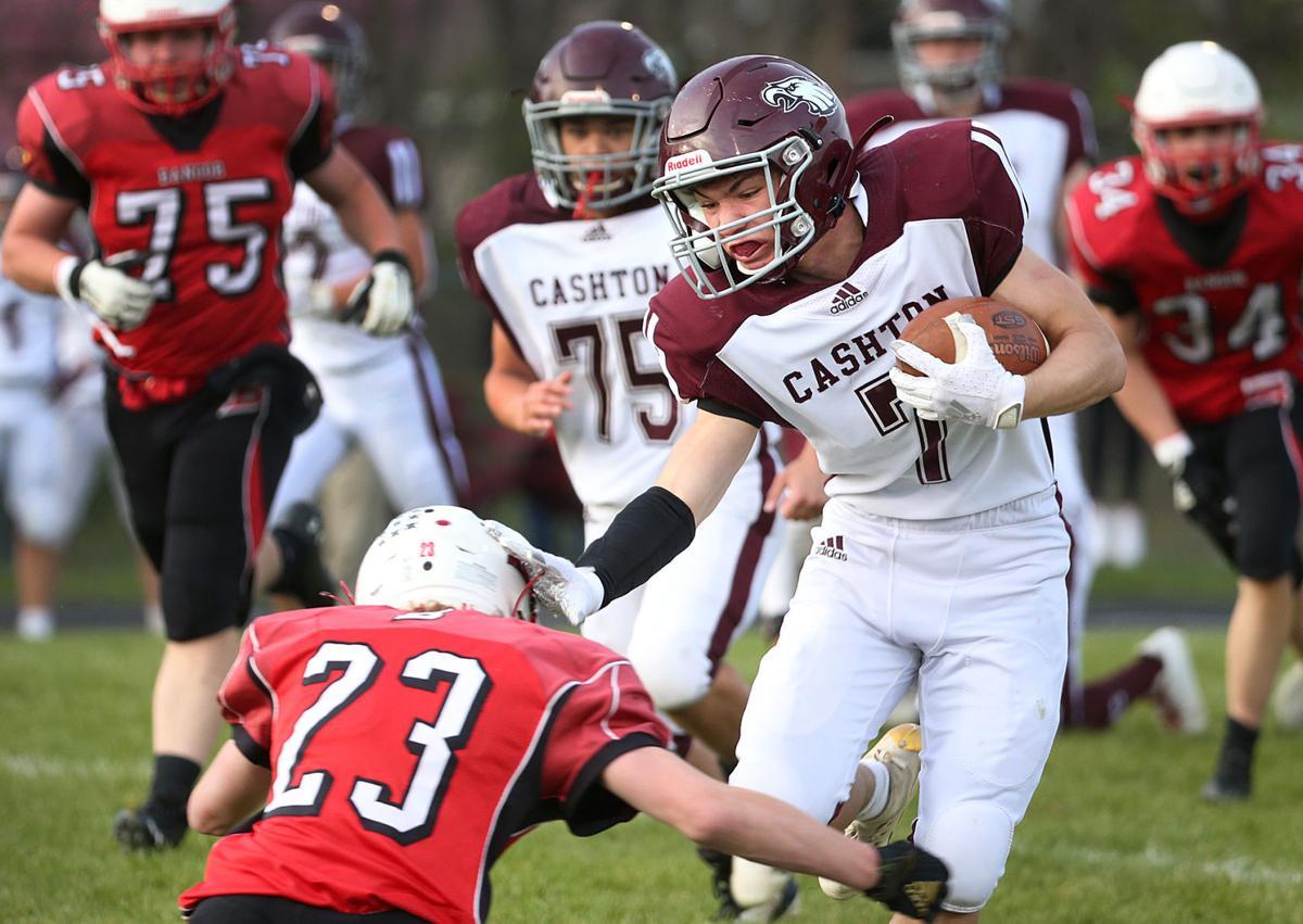 April 30: Cashton vs Bangor