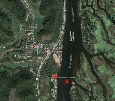 Navigational marker location 8