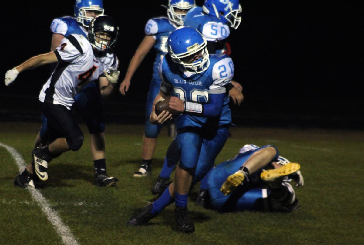 Mistakes doom Wildcats against Whitehall, fall 42-7