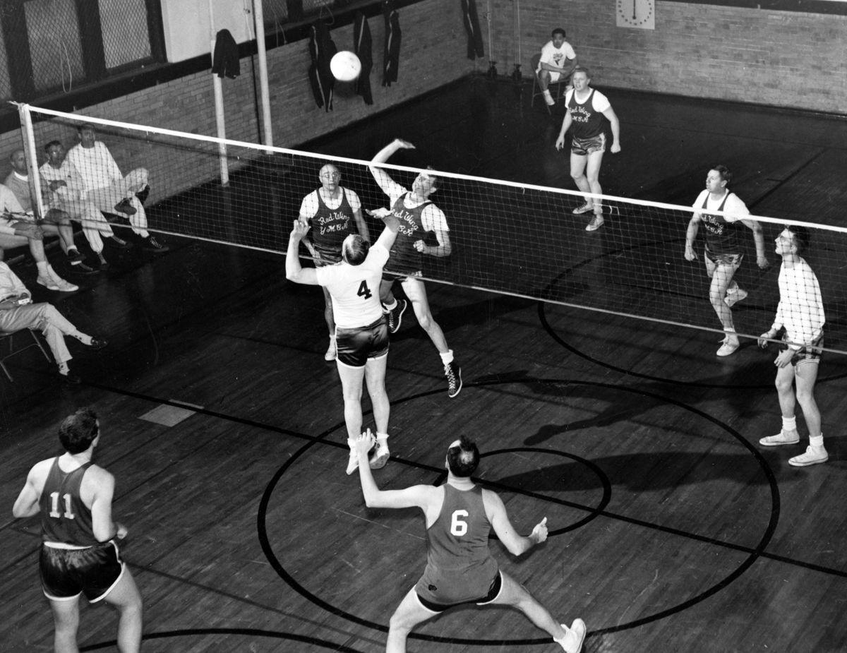 The Way it Was: YMCA volleyball