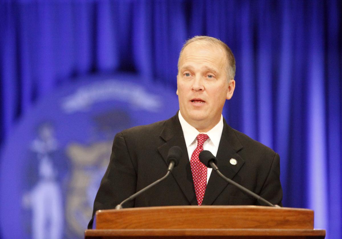 Wisconisn Attorney General Brad Schimel