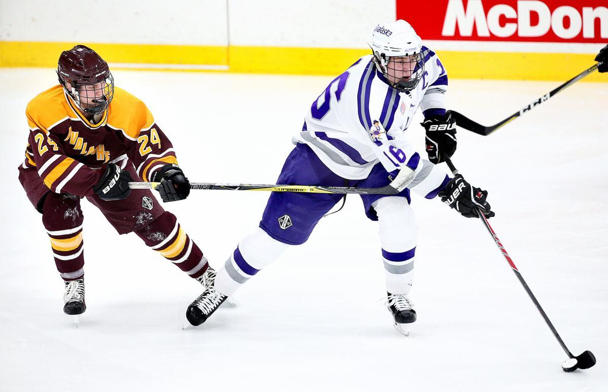 Aquinas Co-Op vs Onalaska Boys Hockey