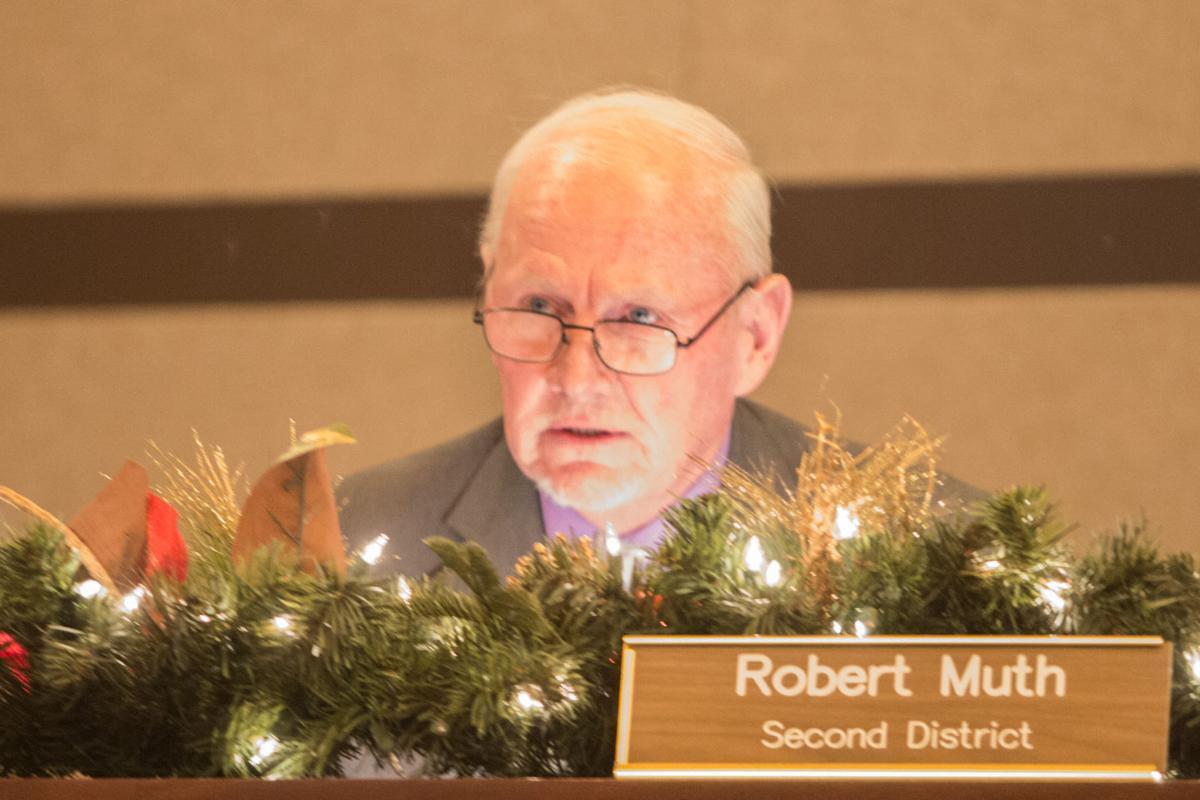 Onalaska council member Robert Muth