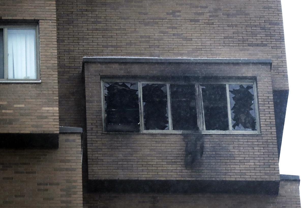 Deadly Apartment Fire Minneapolis