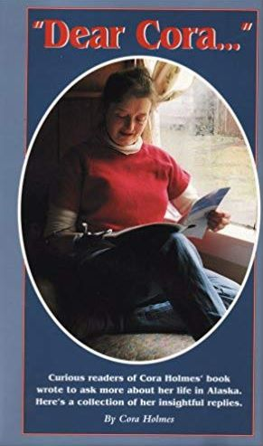 Book cover: 'Dear Cora' by Cora Holmes