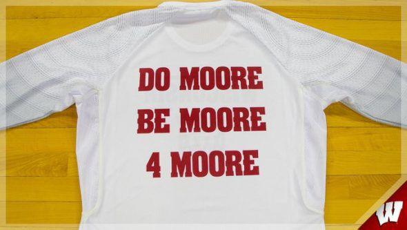 Moore t-shirt photo