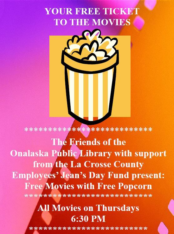 Onalaska Thursday movies