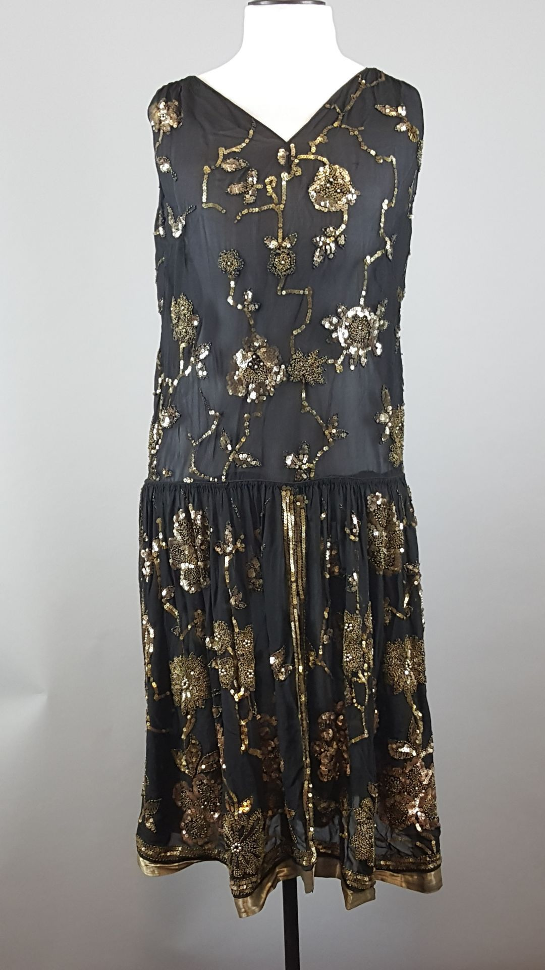 Things That Matter: 1920s French dress