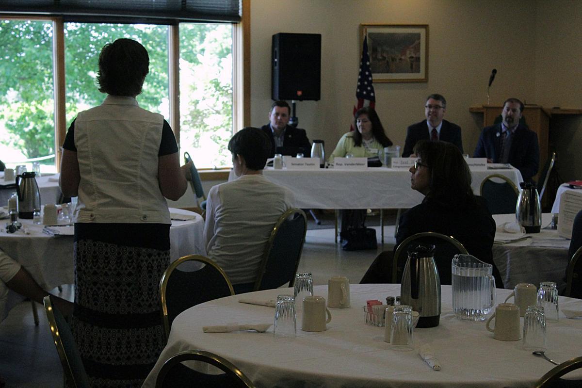 Jackson County addresses legislators on mental health and substance abuse issues