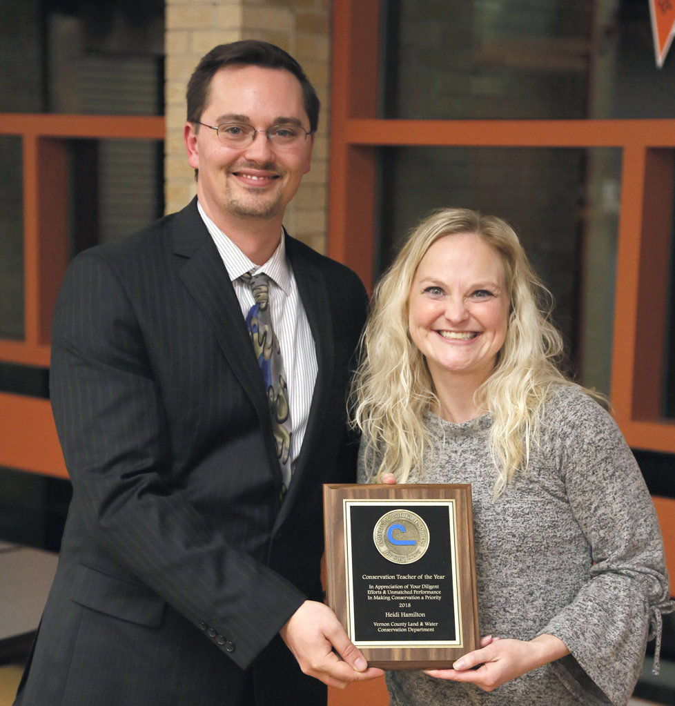 Conservation Teacher of the Year