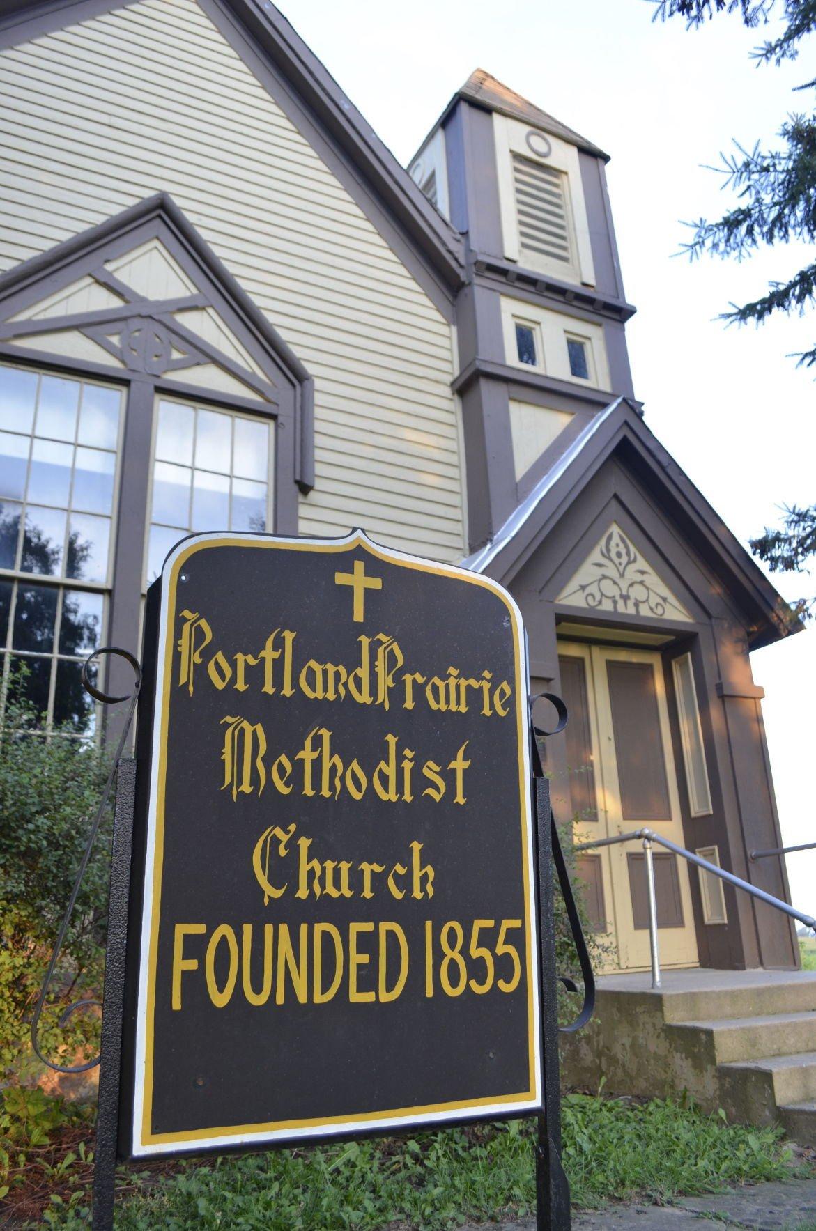 Portland Prairie Vertical