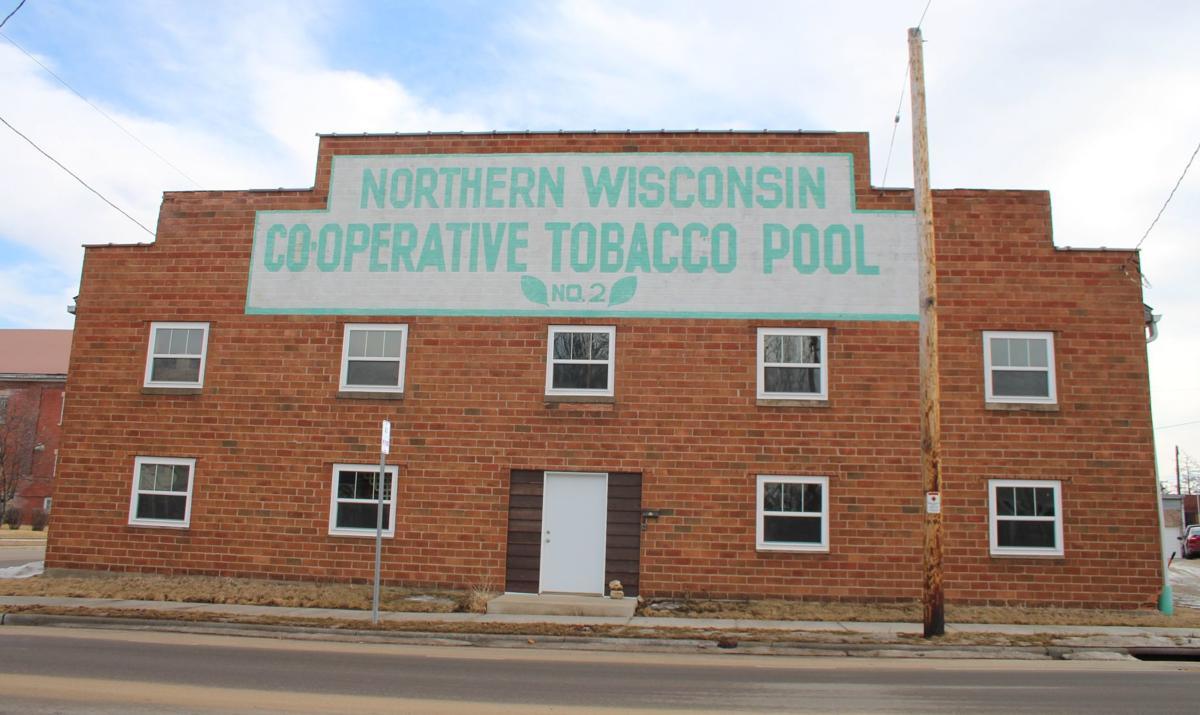 Tobacco warehouse 225 N. East Ave., Viroqua