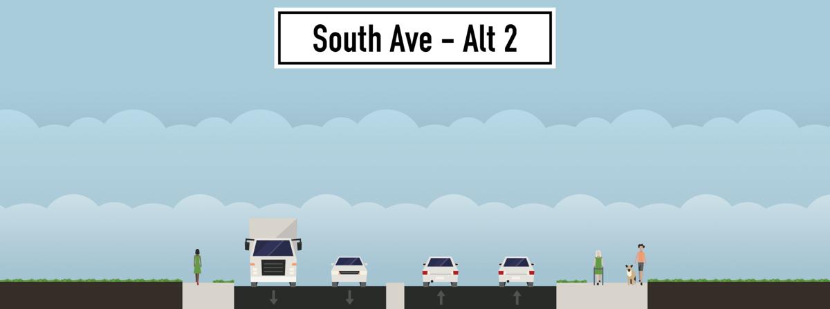 South Ave - Alt 2