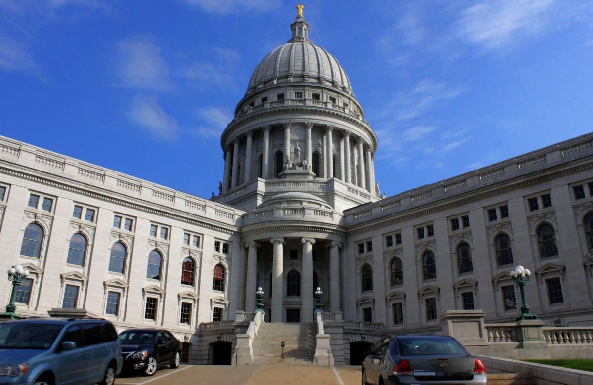 Wisconsin ended last fiscal year with $579 million surplus
