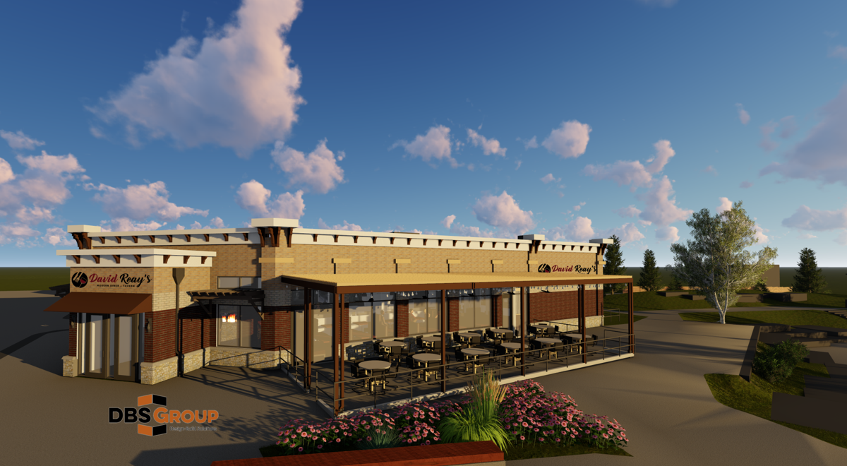 Construction to begin on David Reay's restaurant next to Dash-Park in Onalaska
