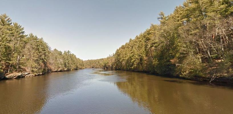 wisconsin river missing child site