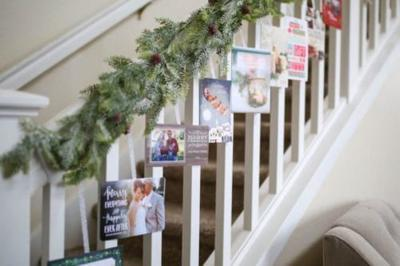 8 festive ways to decorate your stairs for christmas you probably havent tried yet