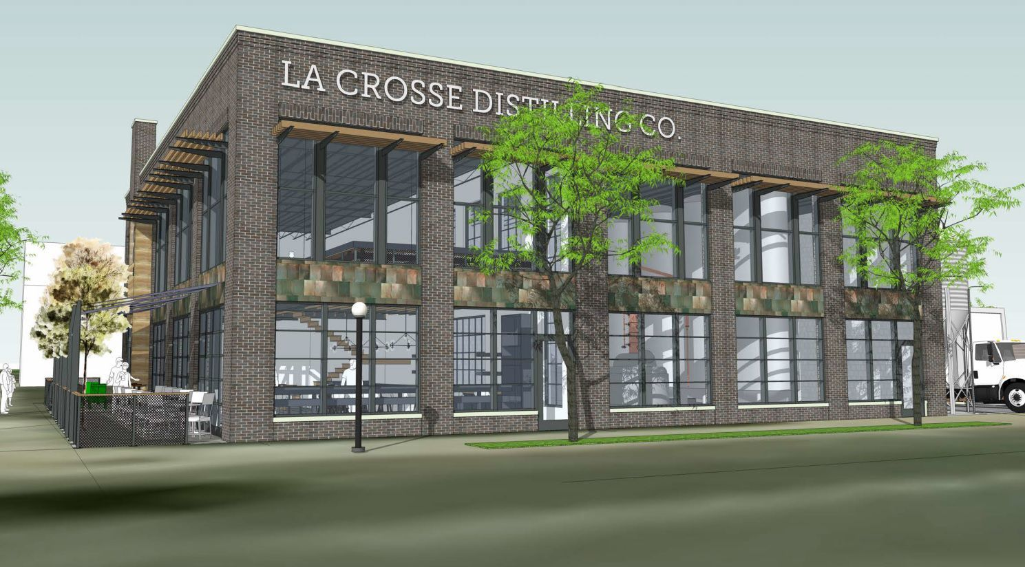 Mall Of Louisiana Inside Map%0A La Crosse Distilling Co  craft distillery planned for downtown site