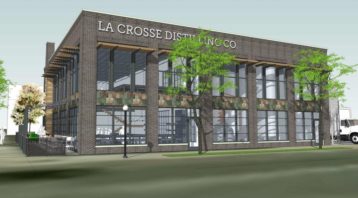 La Crosse Distilling Co craft distillery planned