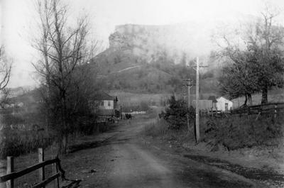 The Way it Was: South Salem Road in the Early 1900s