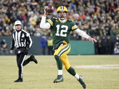 Aaron Rodgers - Packers vs. Seahawks