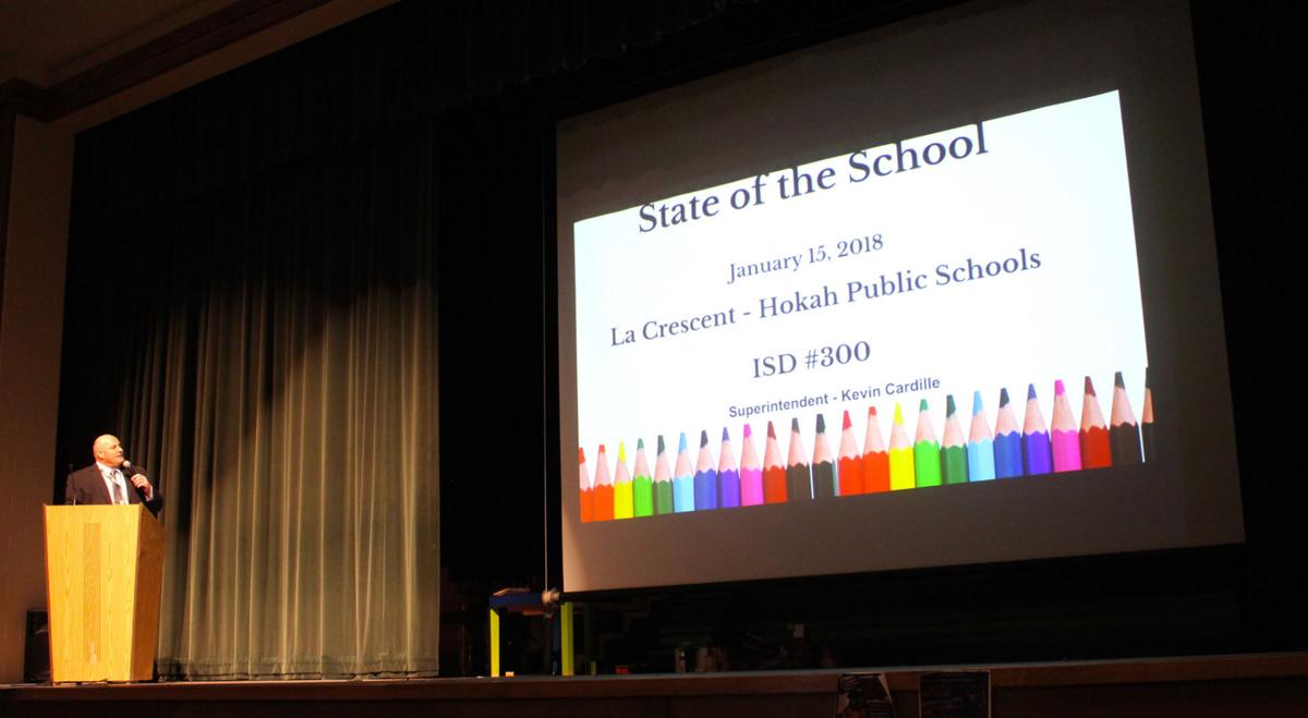 Cardille State of the School