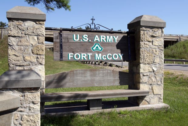 FILE -- Fort McCoy