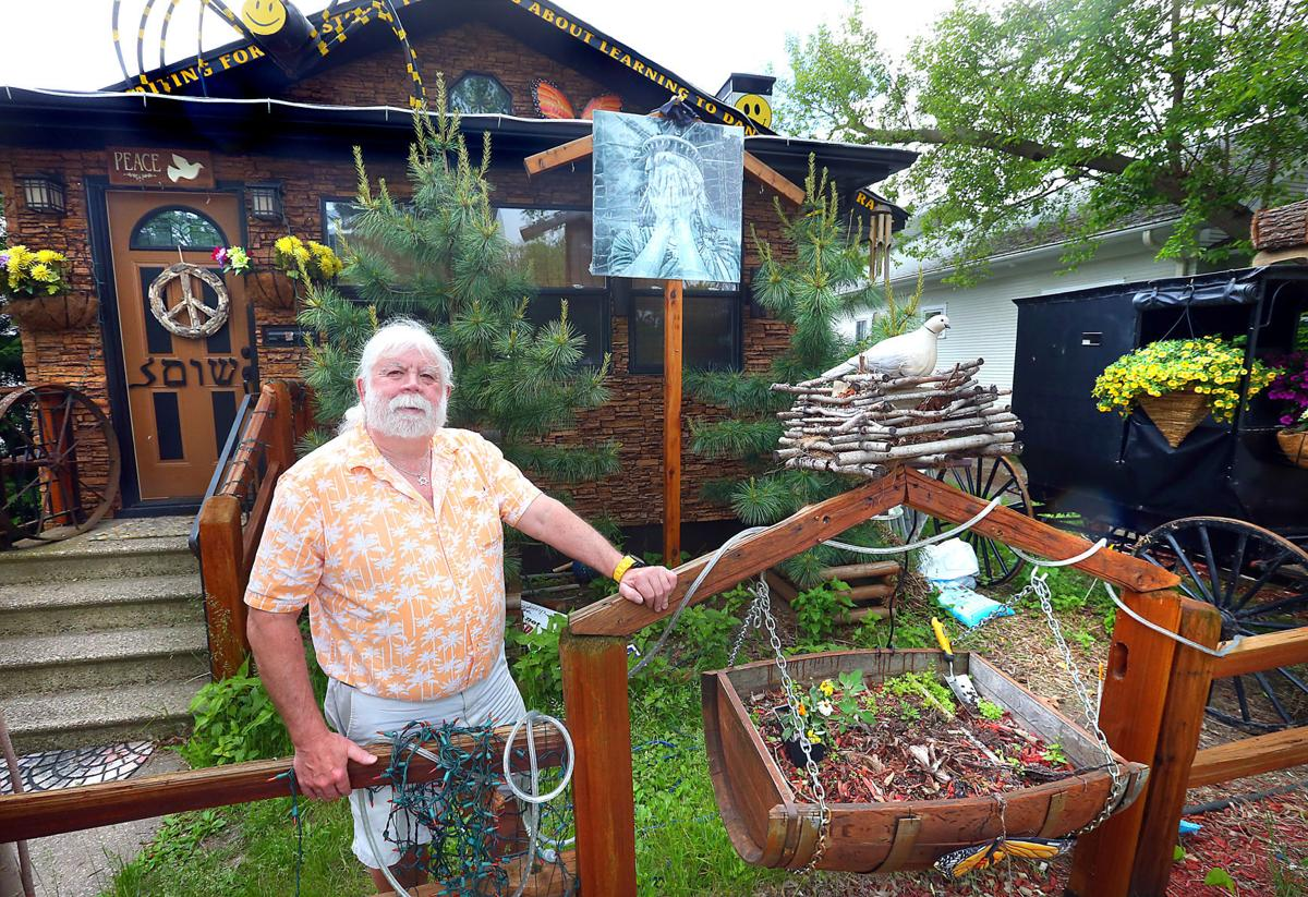 La Crosse man's home is a window to his way of life