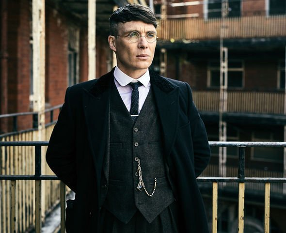 """Tommy Shelby """"Peaky Blinders"""""""