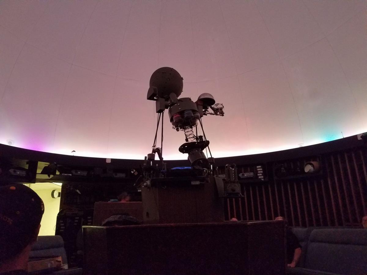 UW - L Planetarium