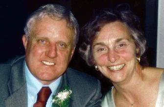 Dennis and Merna Koula