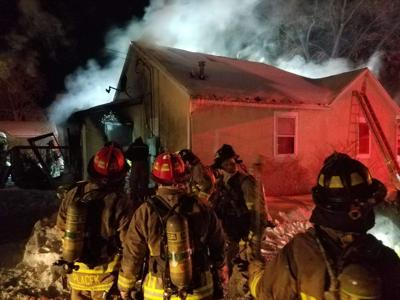 Winnebago Street fire