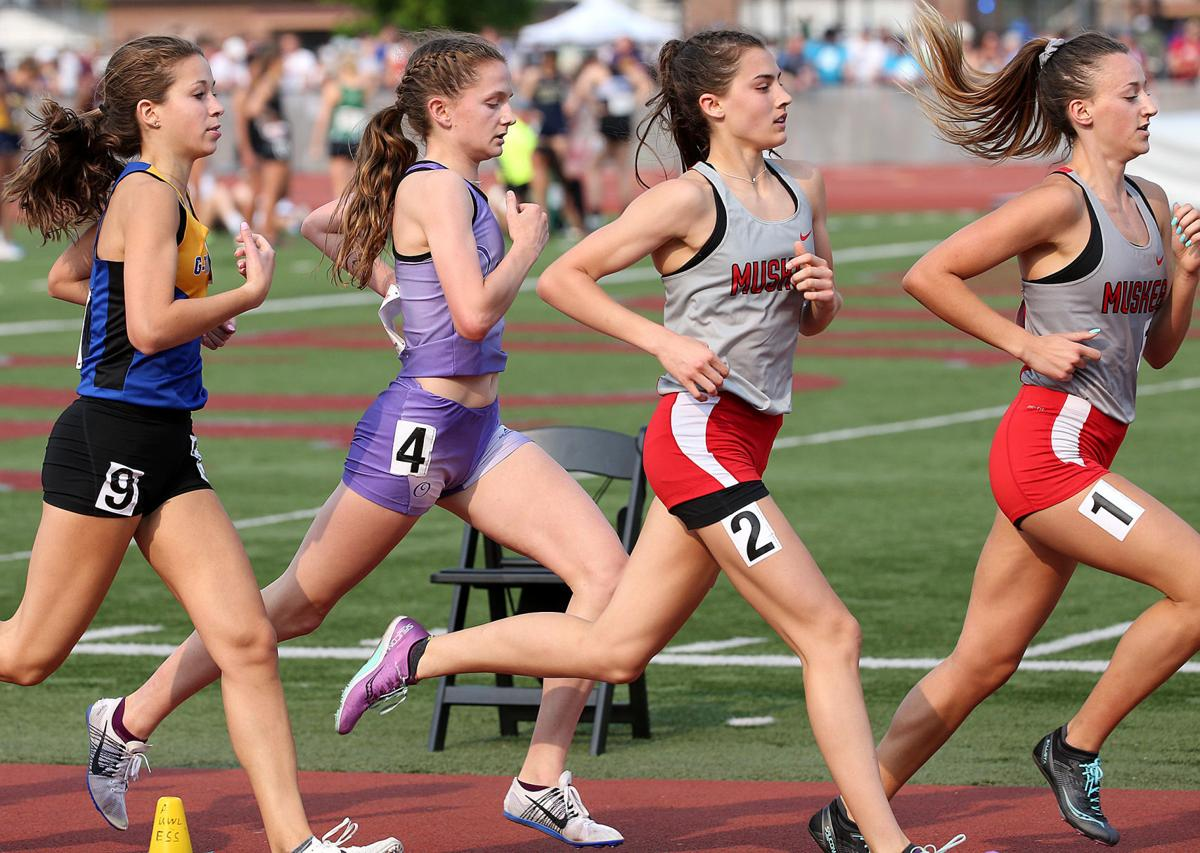 Friday: WIAA state track and field meet