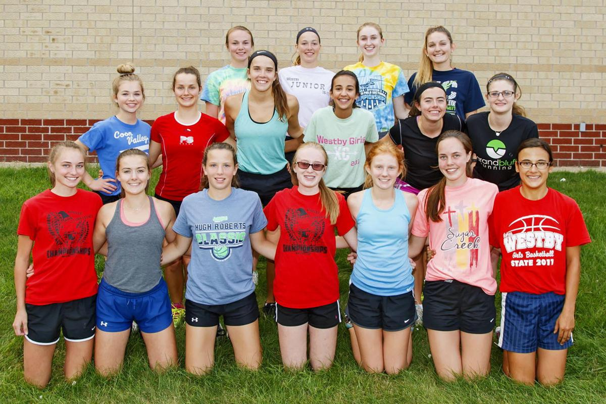 Westby Norse CC Girls Team