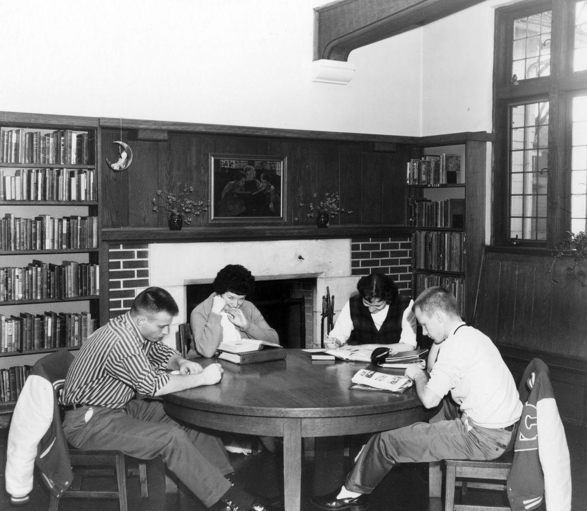 The Way it Was: North Community Library