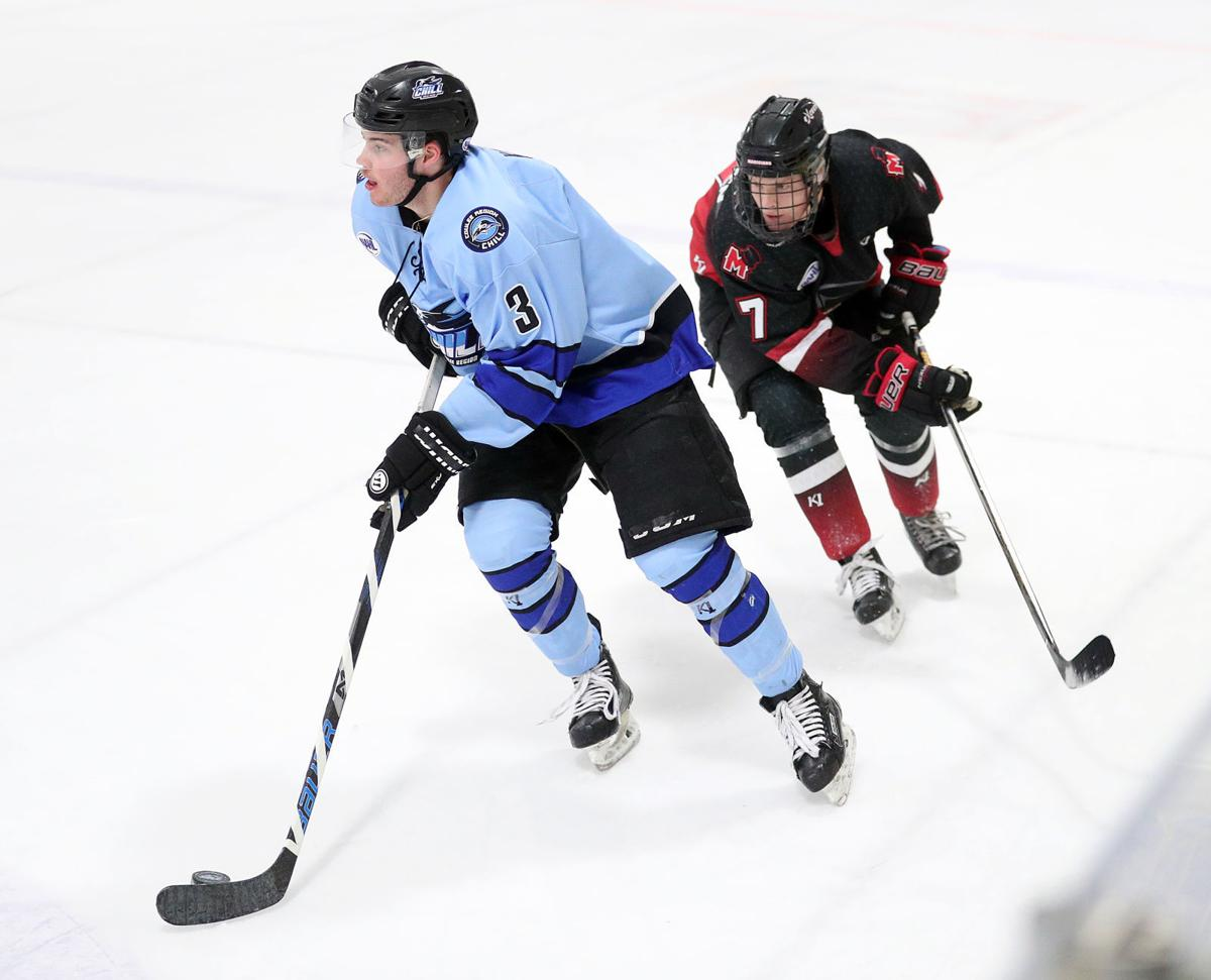 Hockey: Coulee Region Chill still trying to get over the hump