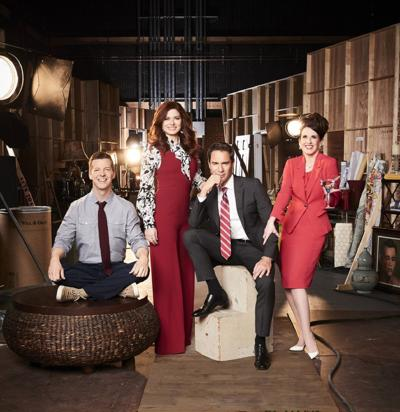 Worth Watching: 'Will & Grace' Finale, HBO Drags Out With 'We're Here,' NFL Draft