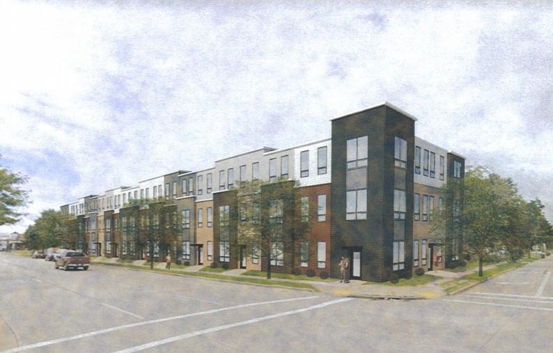 Commonwealth 4th Street development