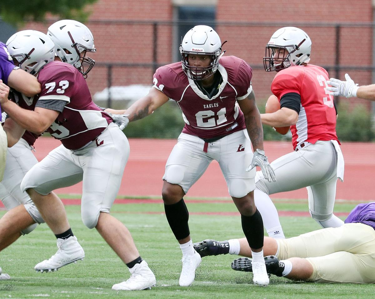 UW-La Crosse football: Defense solid, offense sluggish in scrimmage