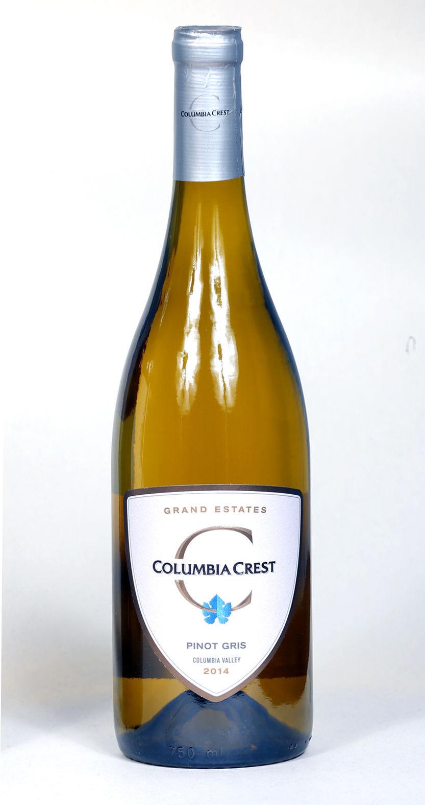 Wine Columbia Crest