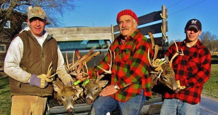 Hardies bag deer