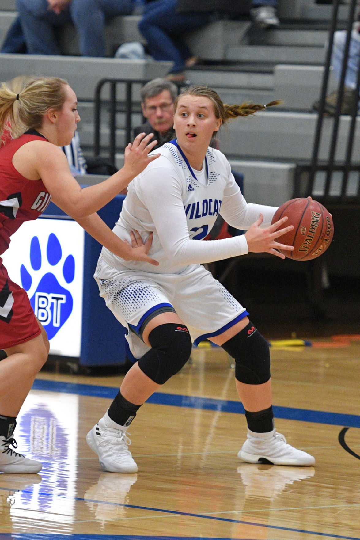Wildcats rout Gilmanton in conference play